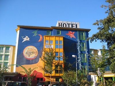 Ausstellung im hotel an der mosel in koblenz for Designhotel mosel